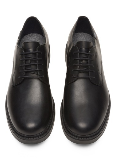 Camper Gore-tex Su Geçirmez Ayakkabı Siyah